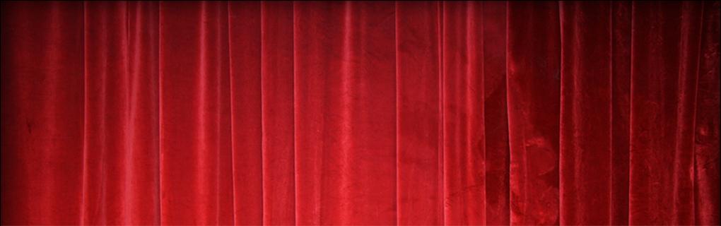 Contra-Kreis-Theater Vorhang