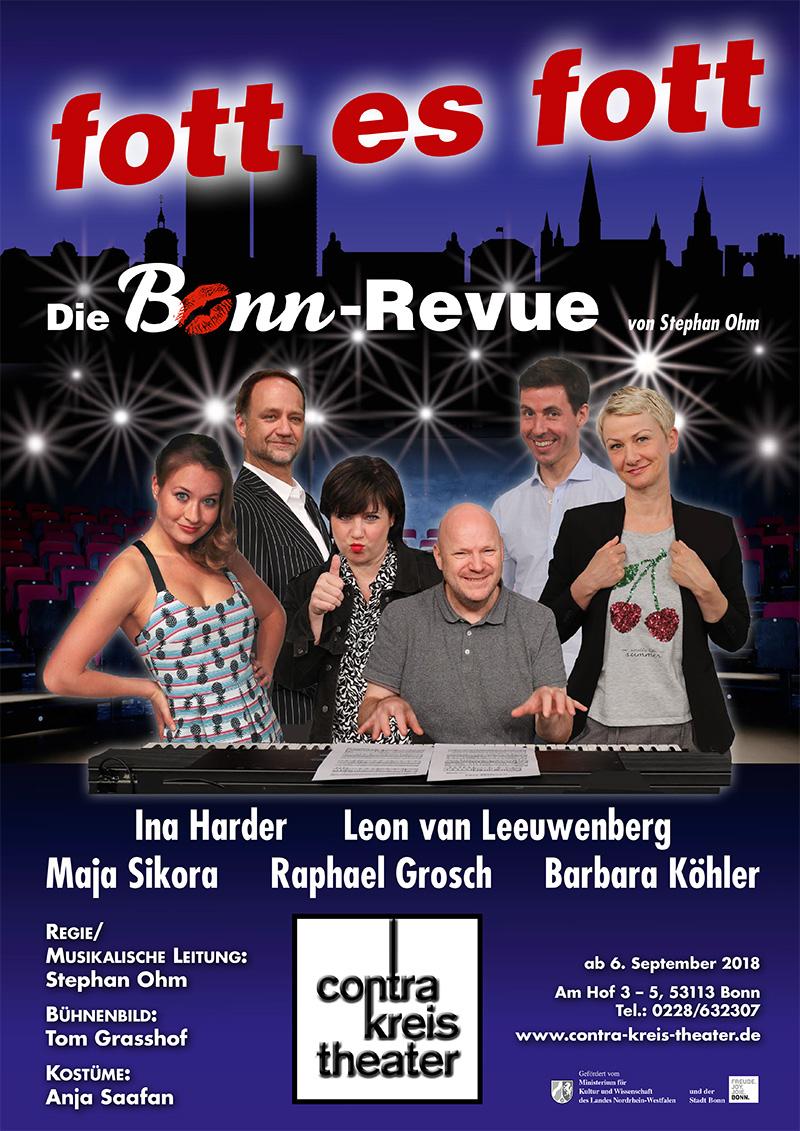 fott es fott – Die Bonn-Revue
