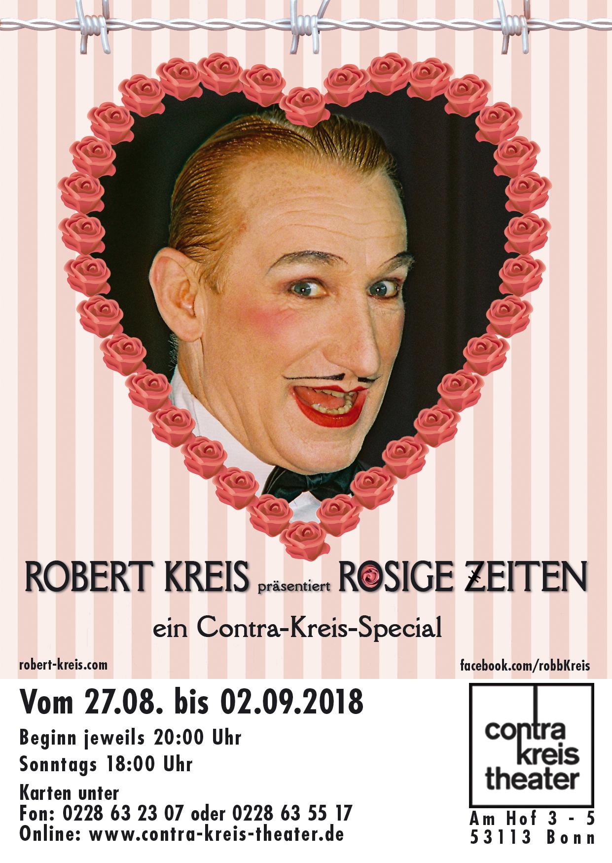 Robert Kreis: Rosige Zeiten Ein Contra-Kreis-Special